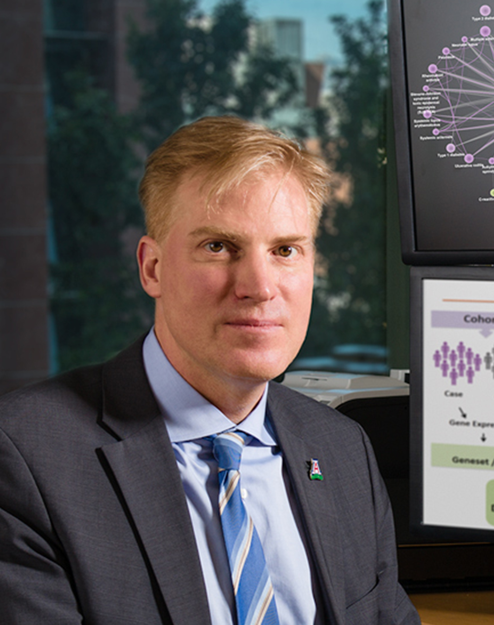 Yves A. Lussier, MD, FACMI
