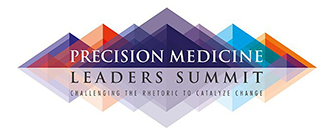 Precision Medicine Leaders Summit Logo